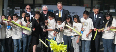 Ms. Arnold, Mr. Prieto, Mrs. Goh, Mayor Hall, Jesus Fernandez, Mr. Cooper (PG&amp;E), &amp; Dr. Arias