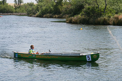 Paradise 6 Boat