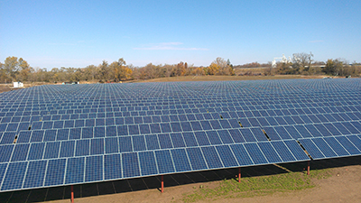 The Rockford Solar Farm