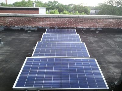 St. Andrew Solar Panels