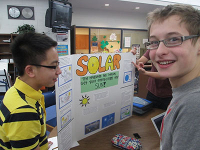 Hawthorn School Energy Fair