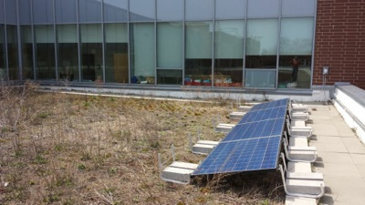 Illinois Solar School at Mary Gage Peterson Elementary School