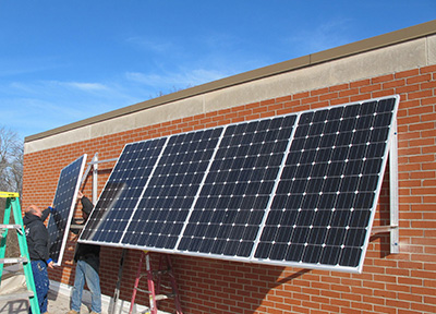 Worthington Solar Panel